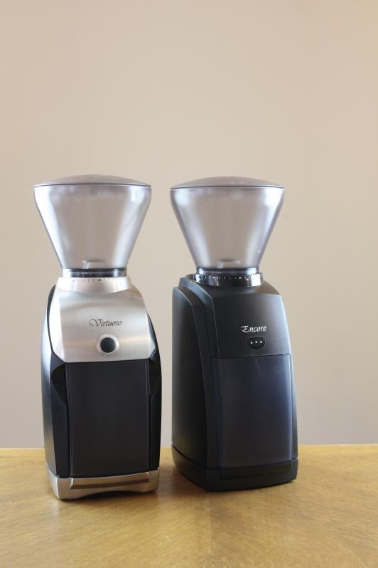 Elektrische Kaffeemühle »  bester Kaffee und Espresso frisch gemahlen